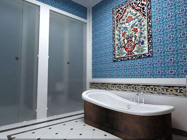 Moroccan Encaustic Cement Tiles London Otto And Design