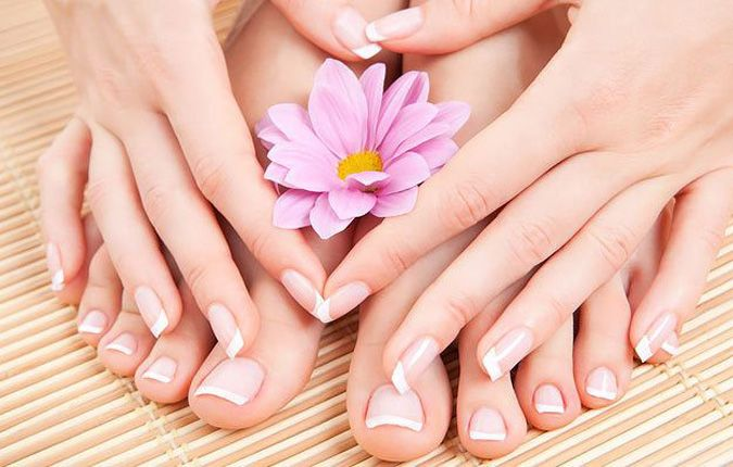 Simple things such as getting your nails done really boosts your confidence. Go on, treat yourself to a mani pedi and rule the world! :-)
