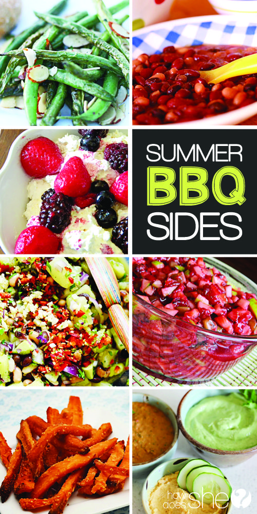 The Best Backyard Bbq Recipes Entrees Desserts More Side