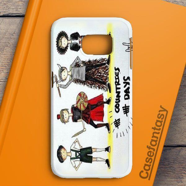 5 Second Of Summer 2X2 Samsung Galaxy S6 Edge Plus Case | casefantasy