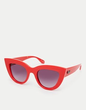 e840a1f02e Quay Kitti Cat-Eye Sunglasses