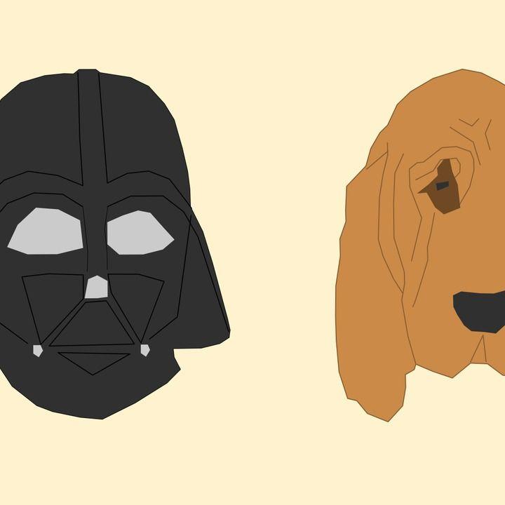 8 Odd Similarities Between Dogs And Darth Vader Comic Darth