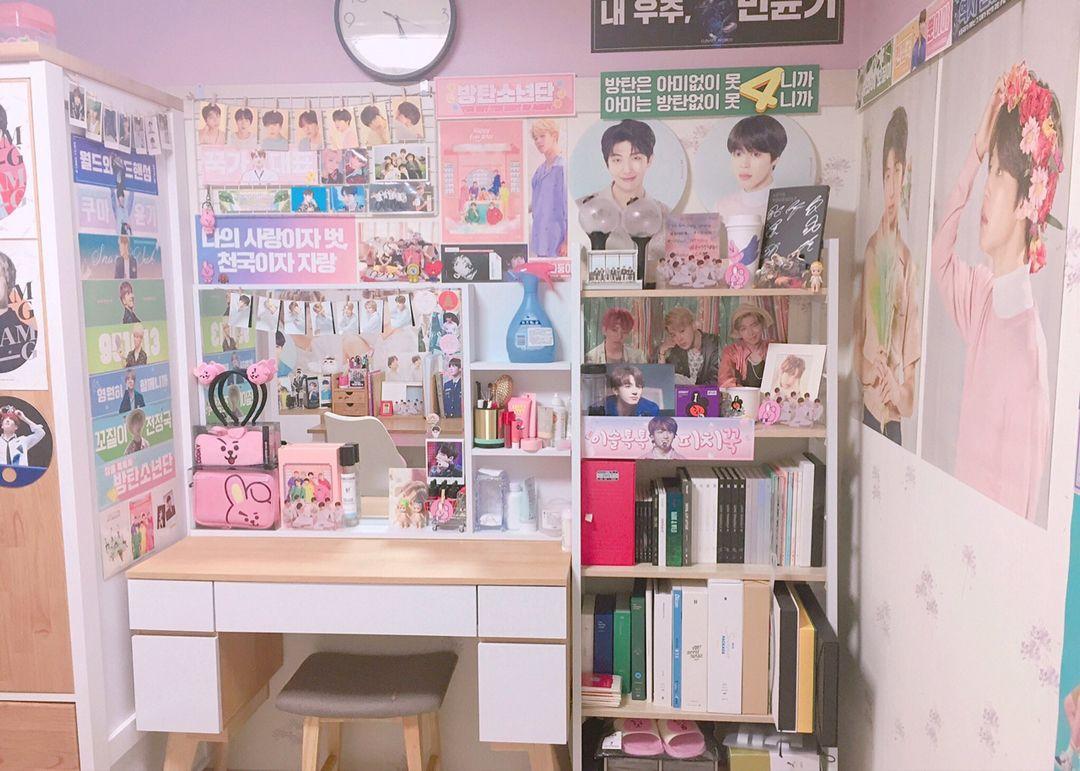 taegukki Army Room Decor Army Room Cute Room Ideas