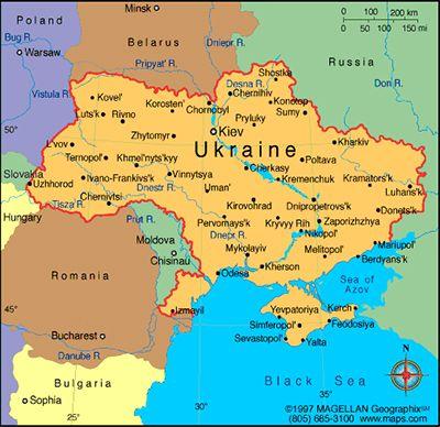 Image Result For Map Of Ukraine Belarus Romania Moldova Karta