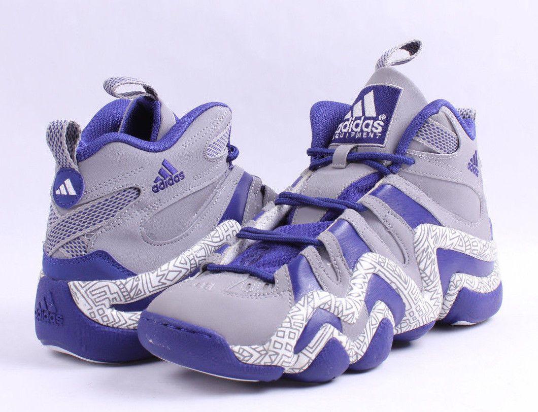new styles 93827 2fc67 Dark Purple, Kobe, Basketball, Adidas, Grey, Sneakers, Gray, Trainers