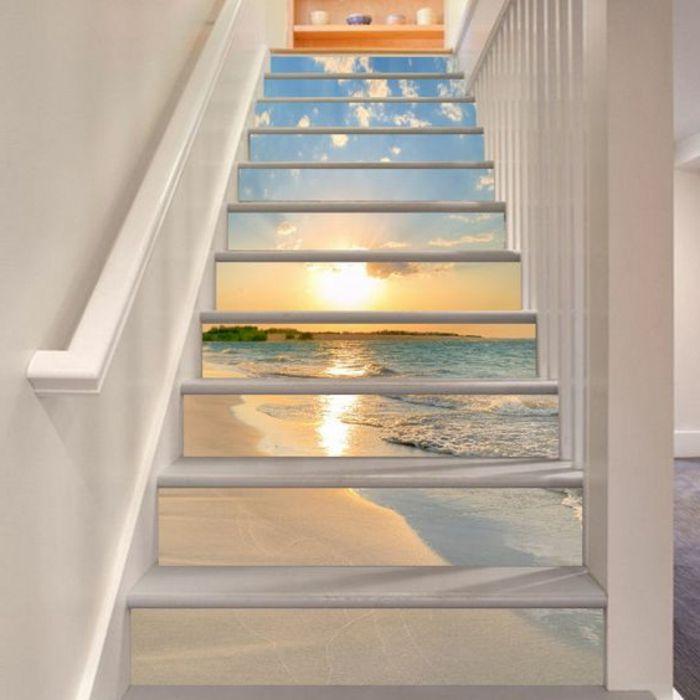 50 bilder und ideen f r treppenaufgang gestalten gestaltung von treppen pinterest. Black Bedroom Furniture Sets. Home Design Ideas