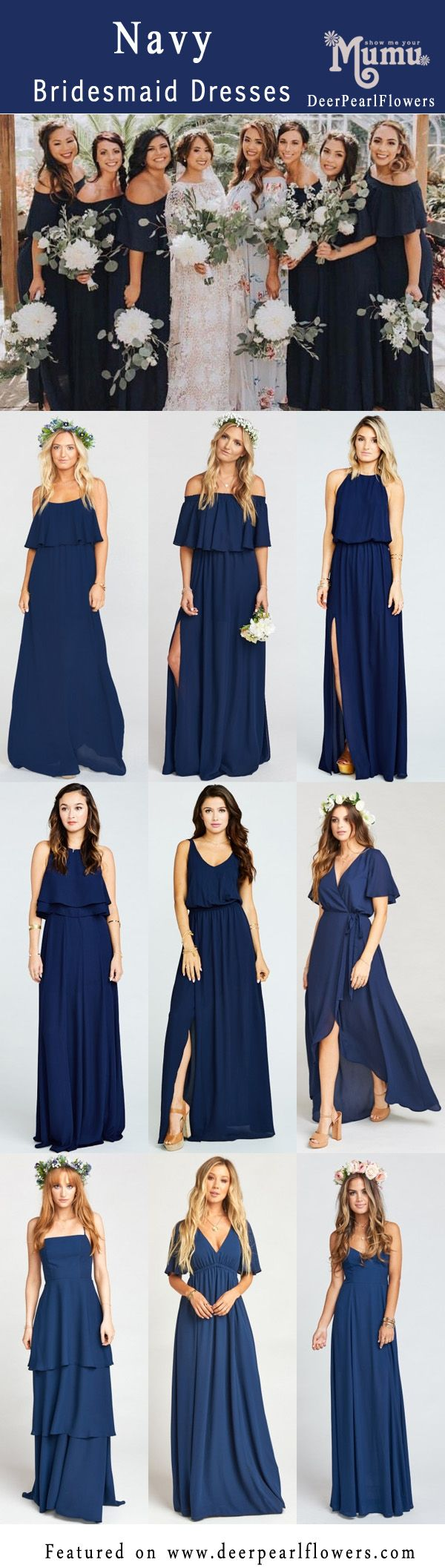 Top bridesmaid dresses color trends for bridesmaid dresses