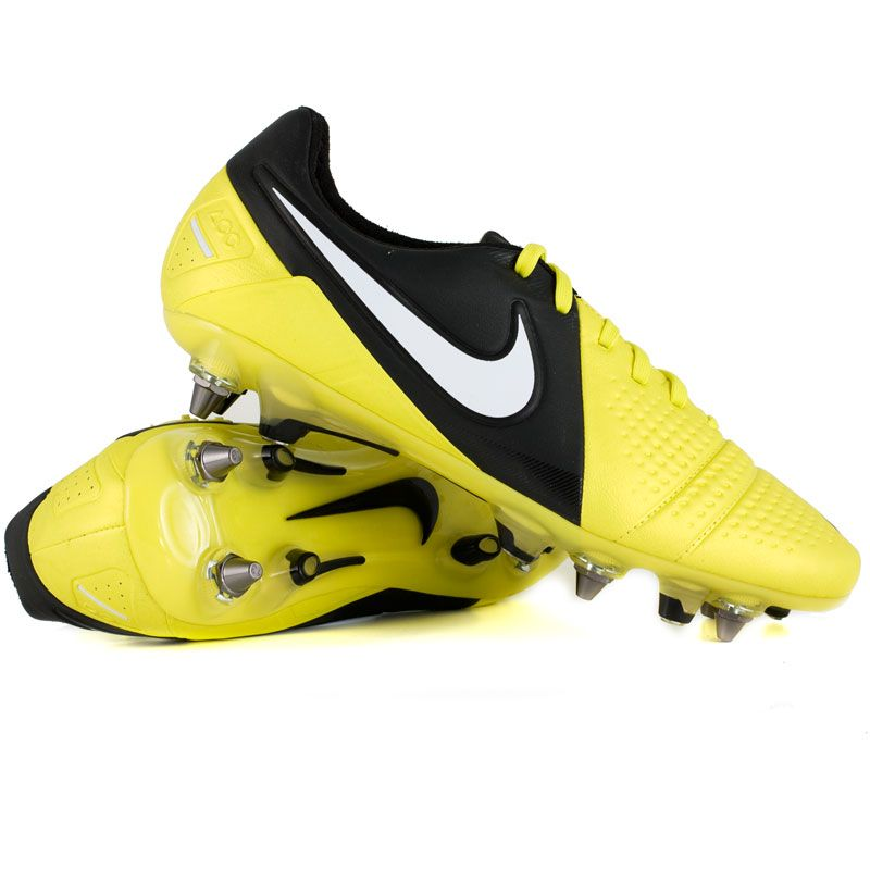 Nike CTR360 Maestri III SG Pro Gialla Nera   Nike