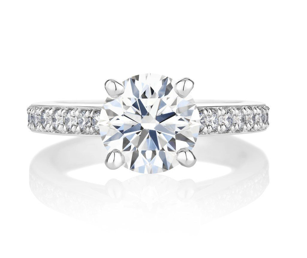 Pisces old bond street engagement rng jewelry pinterest