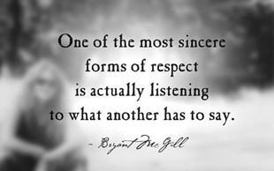 Image result for inspirational quotes about respecting others