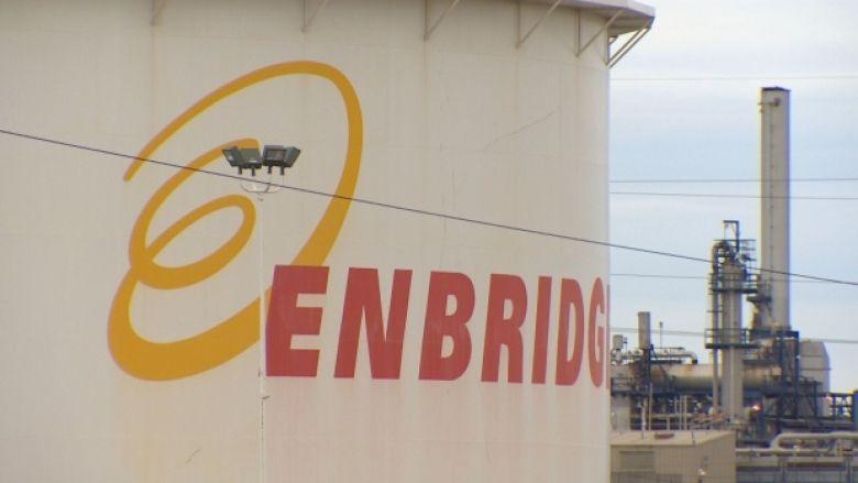 Enbridge spill east of edmonton estimated at 10000 litres