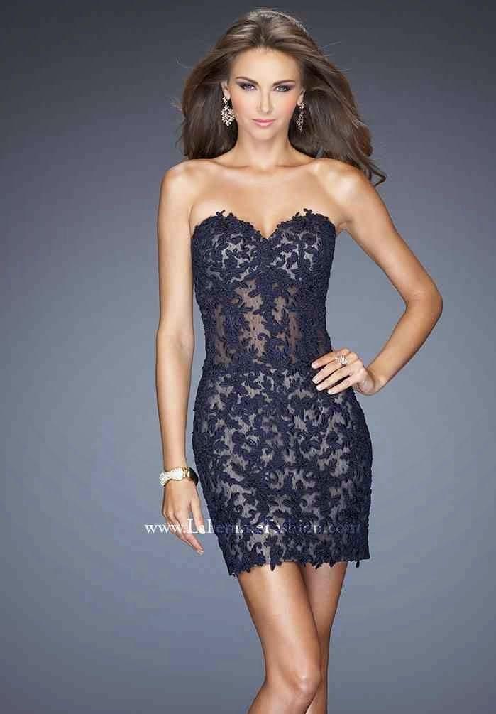 Fabulosos vestidos cortos de fiesta | Vestidos de Moda | Moda ...