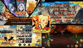 Naruto Senki Mod Ultimate Shinobi War v2 by Tegar Ali