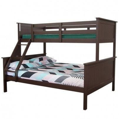 599 Was 1 169 Addison Double Single Bunk Bed Espresso Target