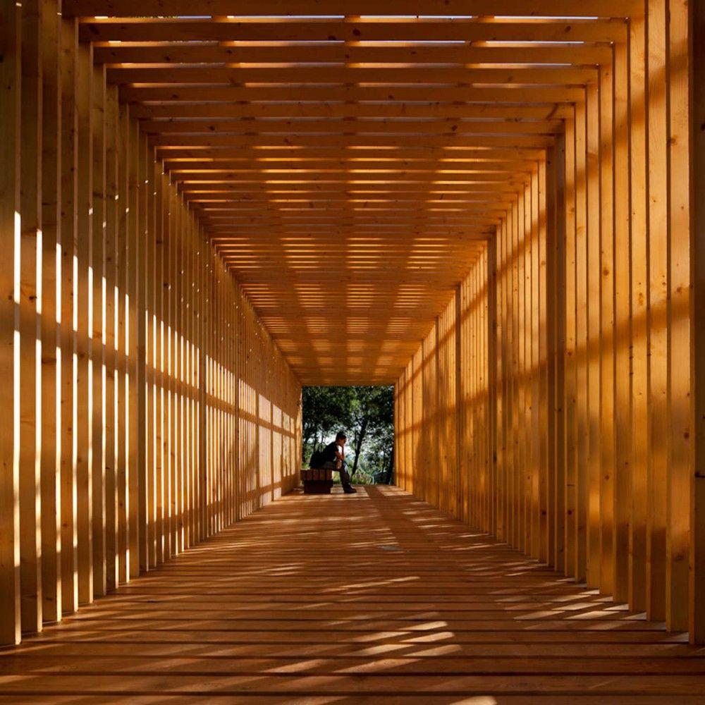 35 Urban Interior Design Ideas: Reorganization Of Pombal Castle's Hill / COMOCO