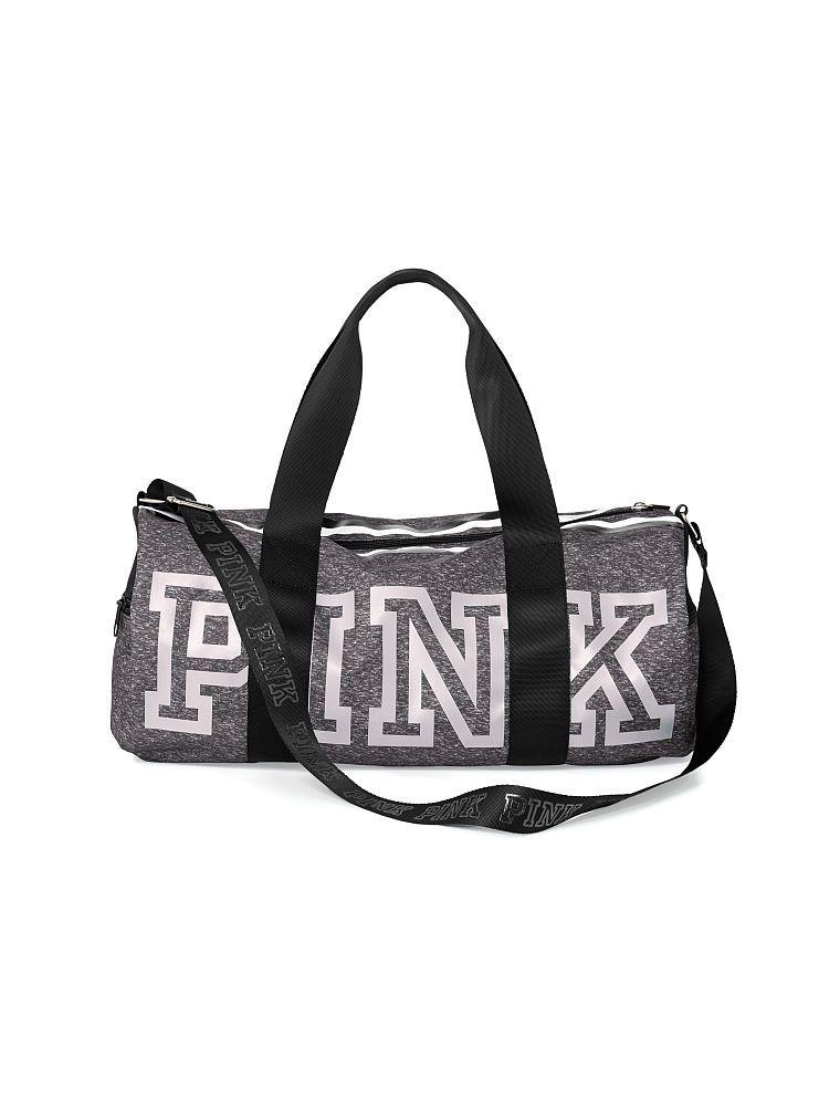 63d573583a Gym Duffle - PINK - Victoria s Secret