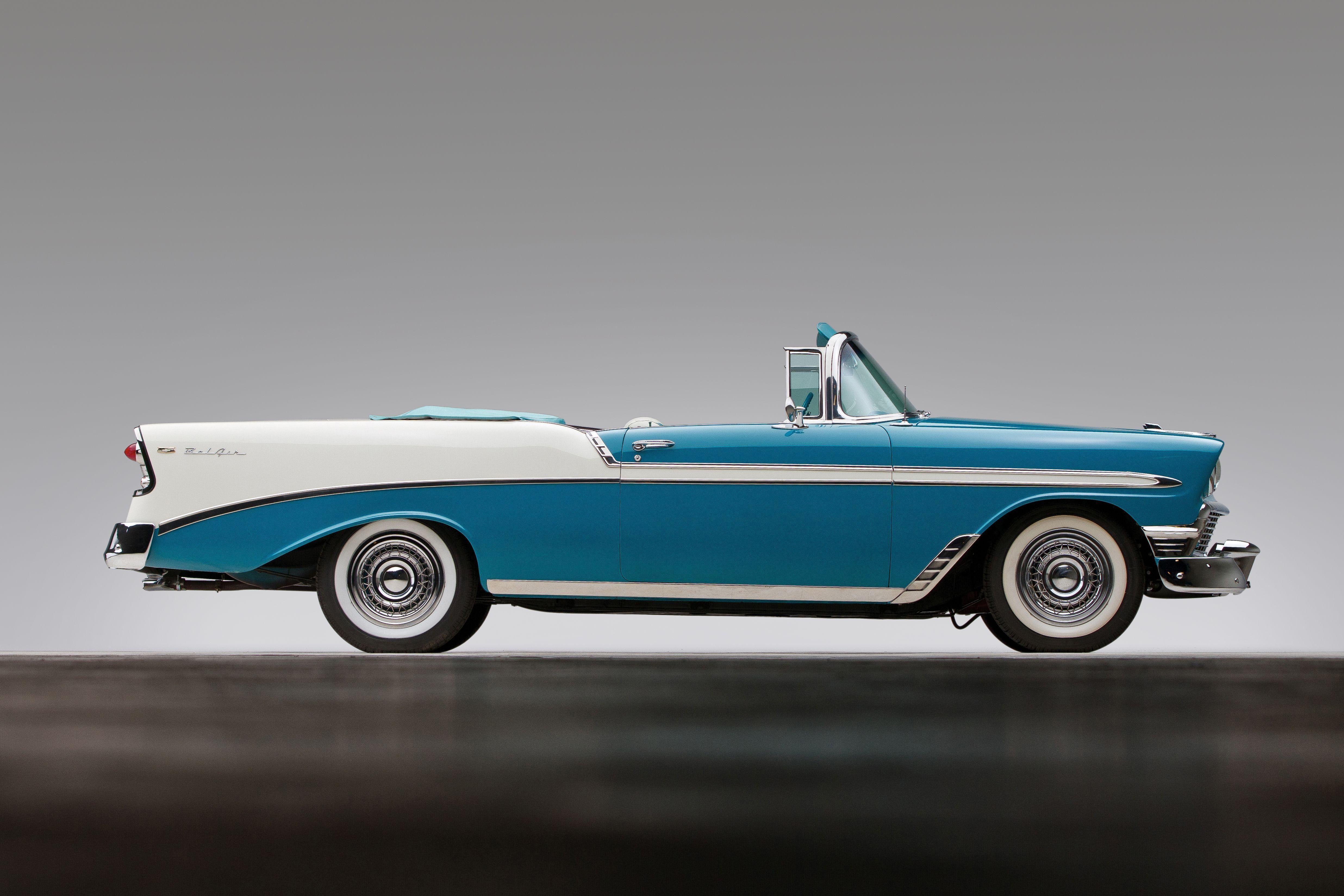 1956 Chevrolet Bel Air Convertible Chevrolet bel air