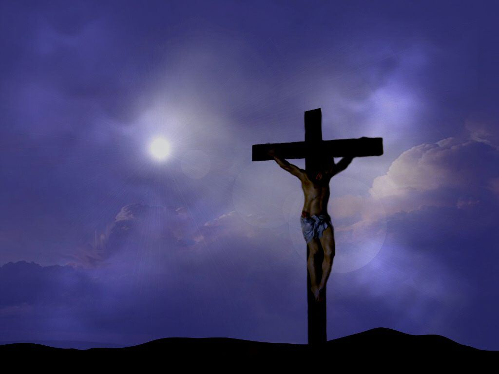 Pin On Easter Hd wallpaper jesus on cross passion