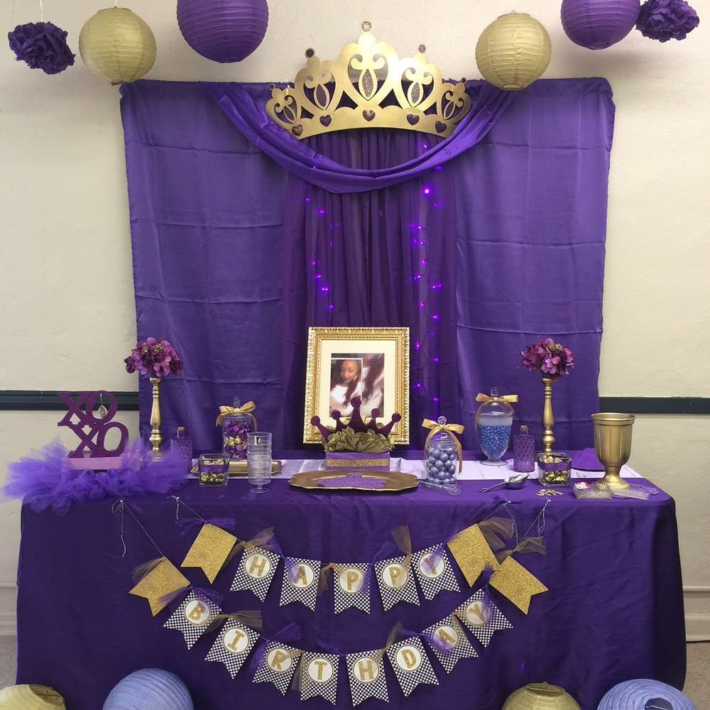 Purple Wings Events \u0026 Designs\u0027s Birthday / Royal Queen , Photo Gallery at  Catch My Party