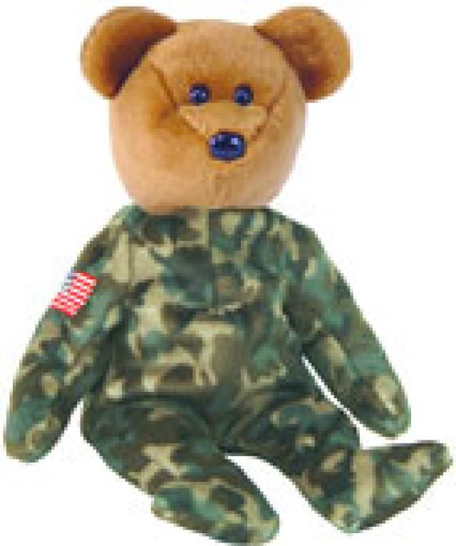 Everything You Need to Know About Ty Beanie Babies  Ty Supports America s  Men and Women in Uniform b3baf5be7