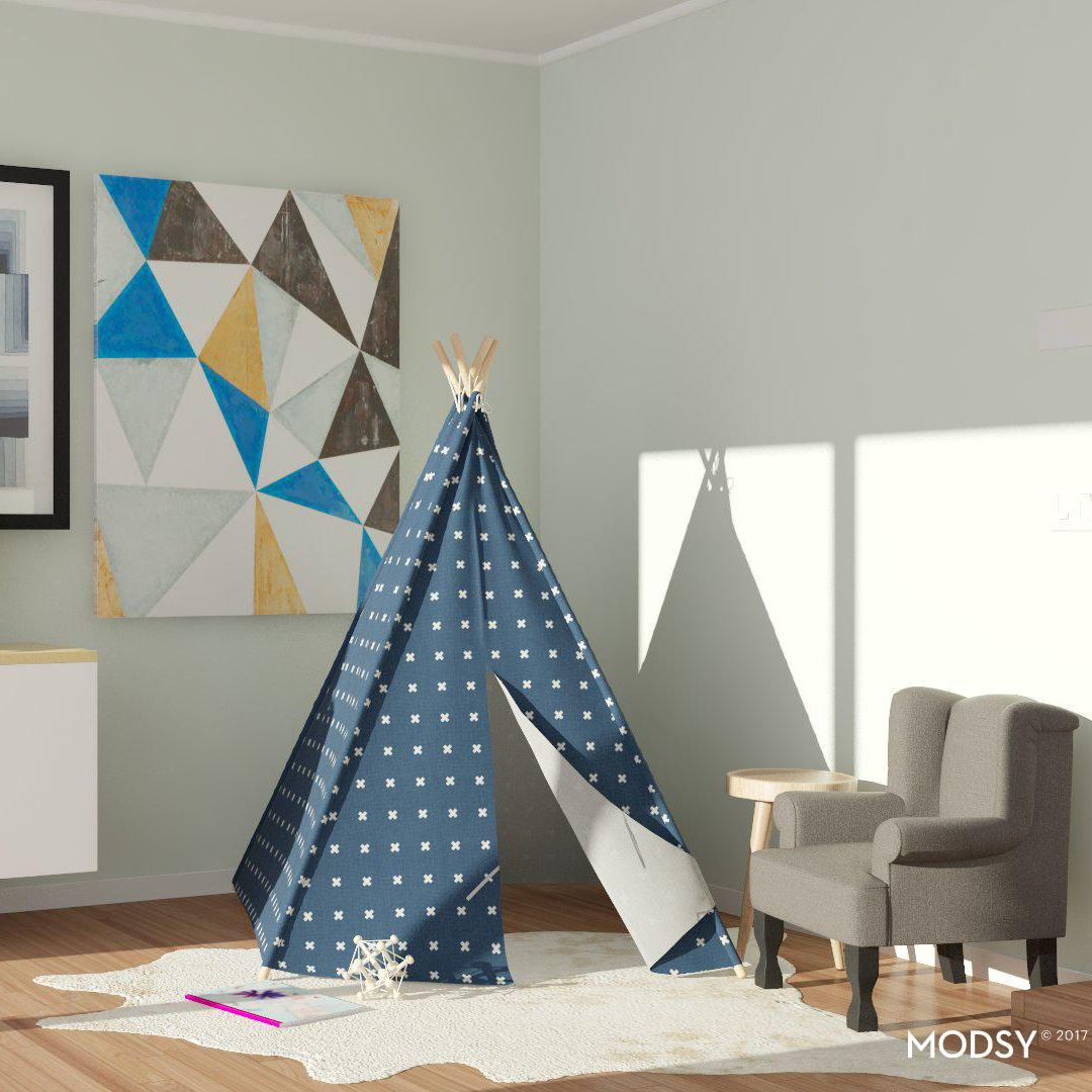 Kid S Corner Living Room Design Ideas Designing A Play Area For Kids In Your Living Room Living Room On A Budget Living Room Designs Kids Room Design #play #corner #in #living #room