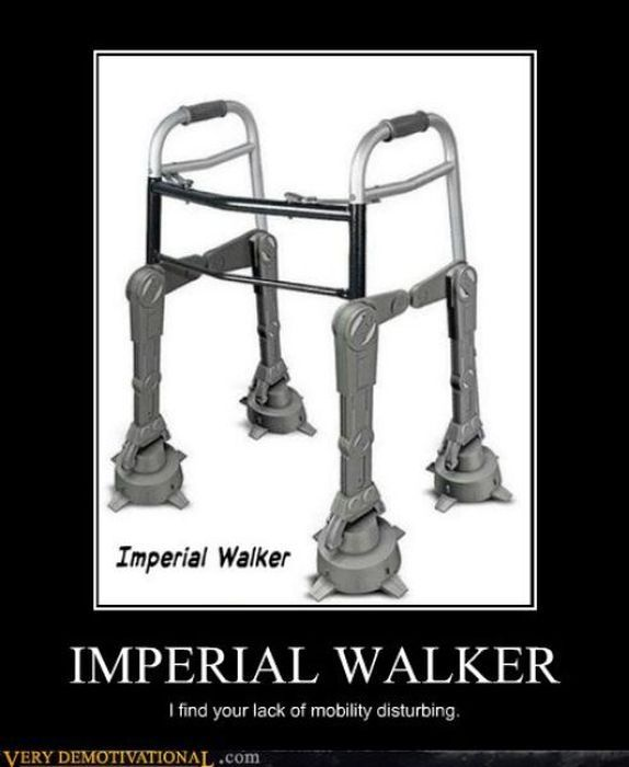 Star Wars Demotivational Posters Funny : demotivational, posters, funny, Funny, Demotivational, Posters, Walker,, Imperial