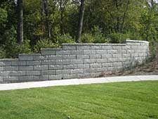 Retaining Wall Blocks Jardim