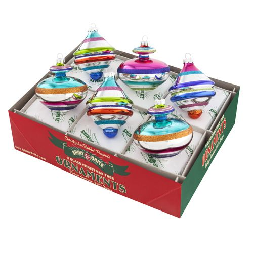 Christmas Brites Decorated Shapes
