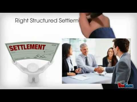 What is a Structured Settlement Agreement? Structured Settlement - settlement agreement