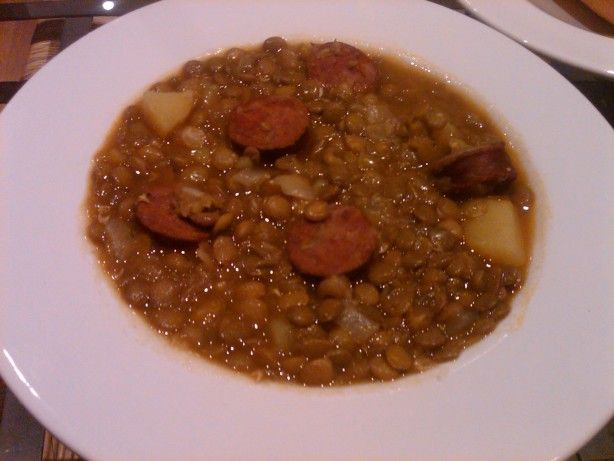 f239fc53a3cefe155a860cdd8c92f38d - Chorizo And Lentil Soup Better Homes And Gardens