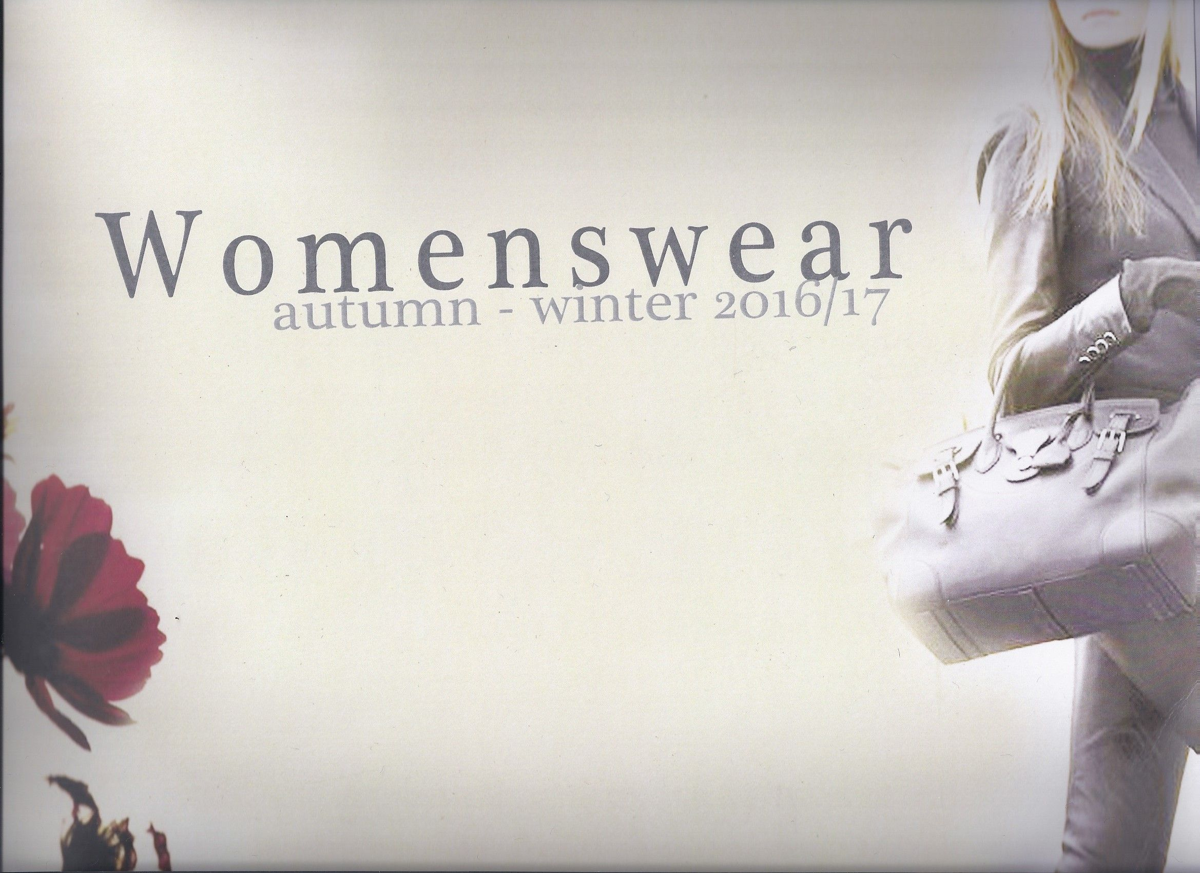 The fabric trend book shows the general trend on woven womenswear: textured, fancy and plain fabrics in different fibres.