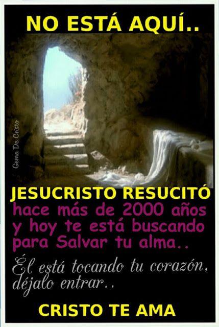Frases Bonitas Para Facebook Imagenes Jesucristo Resucito Para
