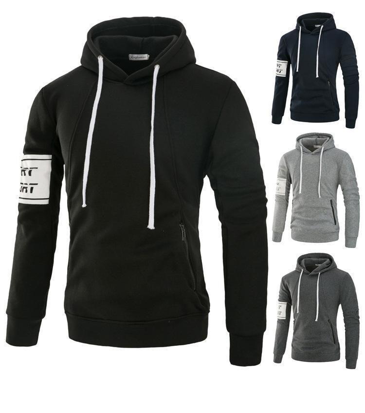 Men's Slim Fit Hoodie joymanhoodies men zip up hoodies