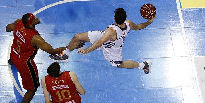 Rudy volando...