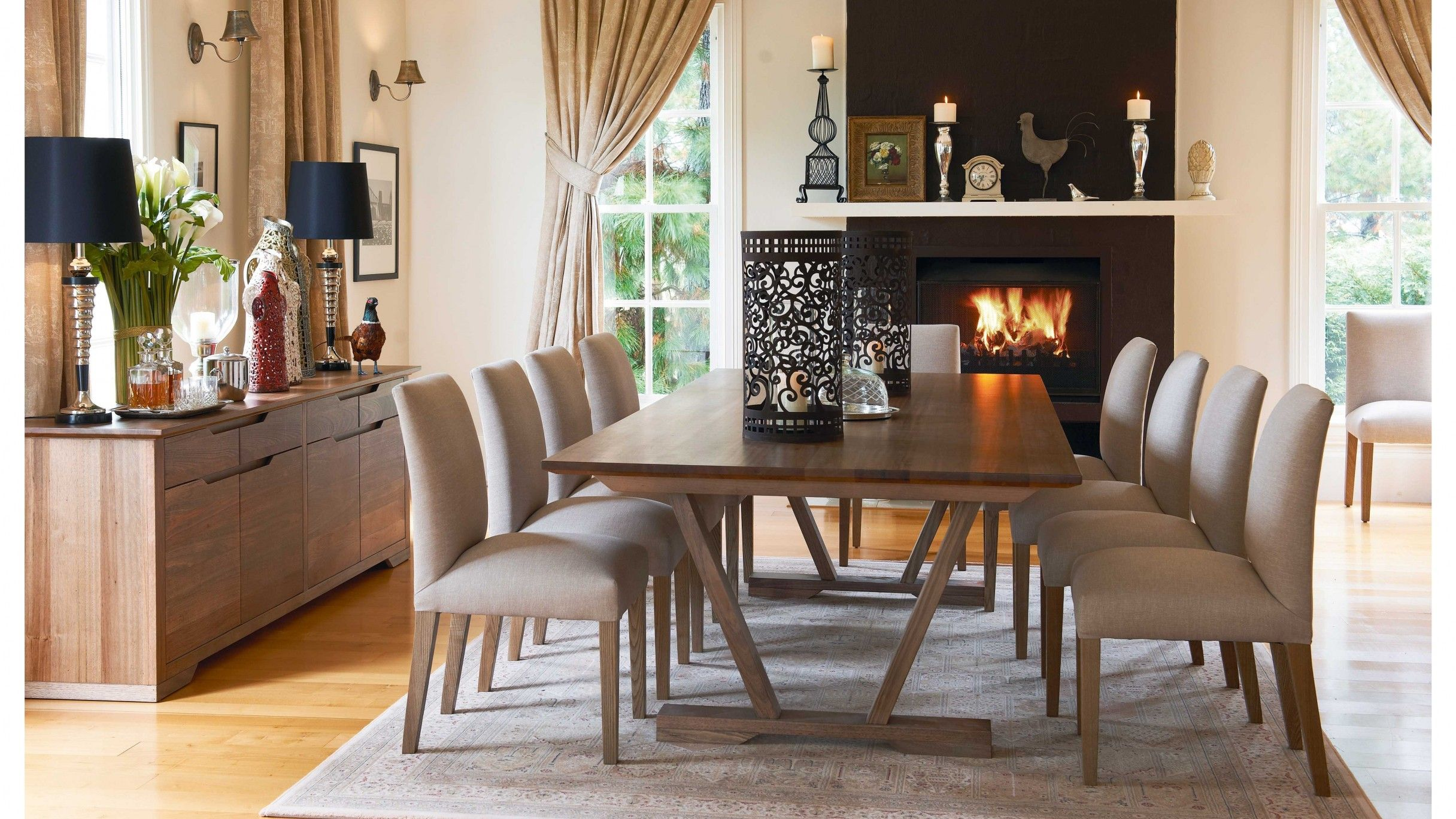 Room · Terrace 11 Piece Dining Setting