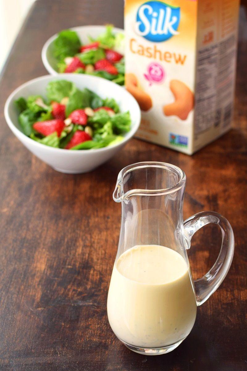 Creamy lemon poppy seed dressing recipe dairyfree