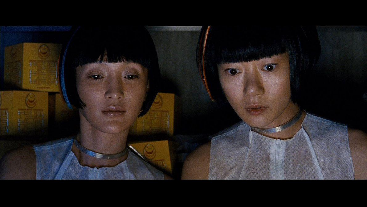 Cloud Atlas - Sonmi-451 and Yoona-939 (Doona Bae & Zhou ...