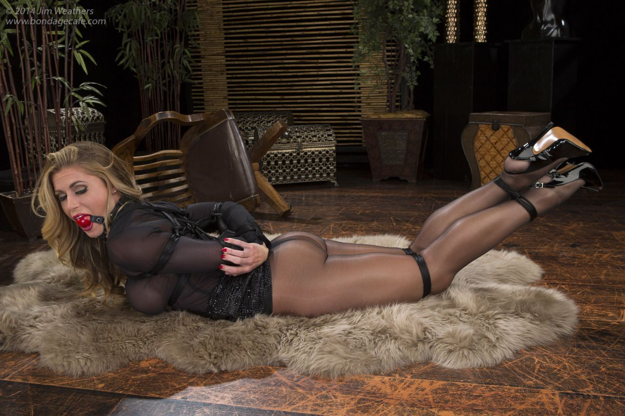 Pantyhose video free forced
