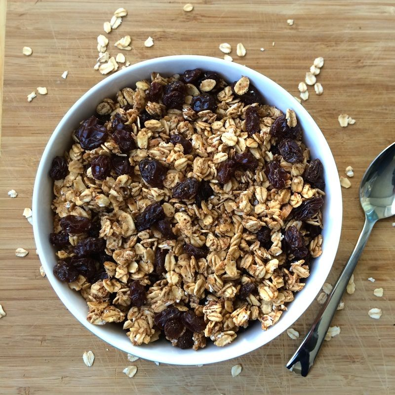 Low fat granola vegan gluten free and absolutely delish low fat breakfast ccuart Gallery