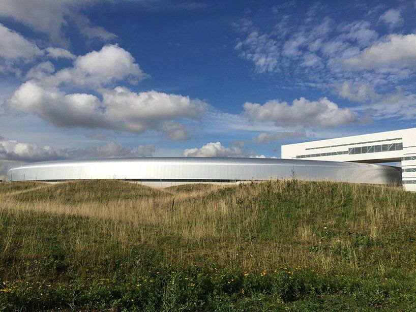 snøhettas landscape design for the MAX IV laboratory is set to open in sweden https://t.co/b9EOcgN0oD via PaigeStainless