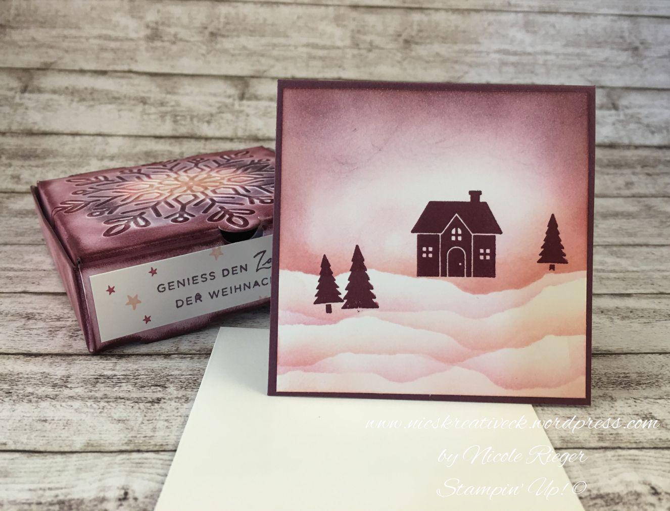 Winterliche Rosatöne – IN{K}SPIRE_me Challenge #315 | Hearts Come ...