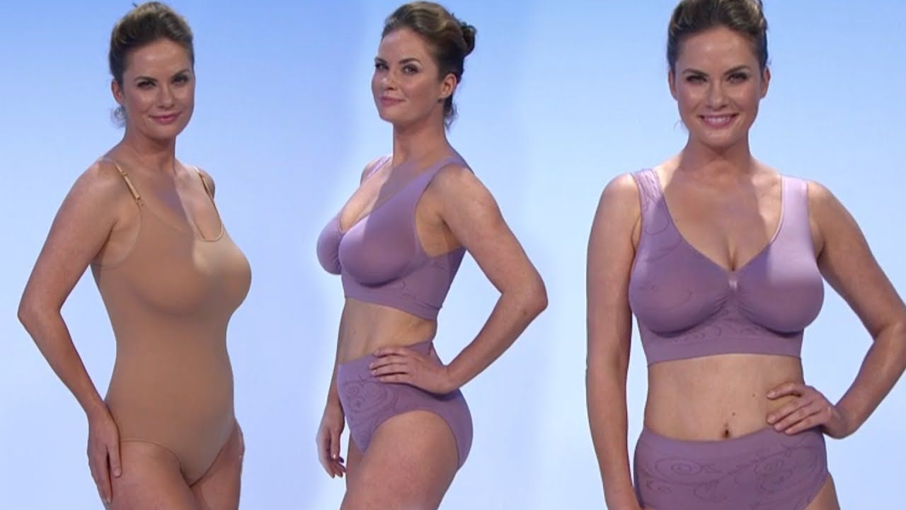 0f0cff1fb281e Deborah Ann Gaetano QVC UK Shapewear Model 200617