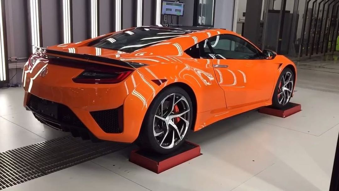Acura Nsx Car And Driver On Instagram We Took A Tour Of The