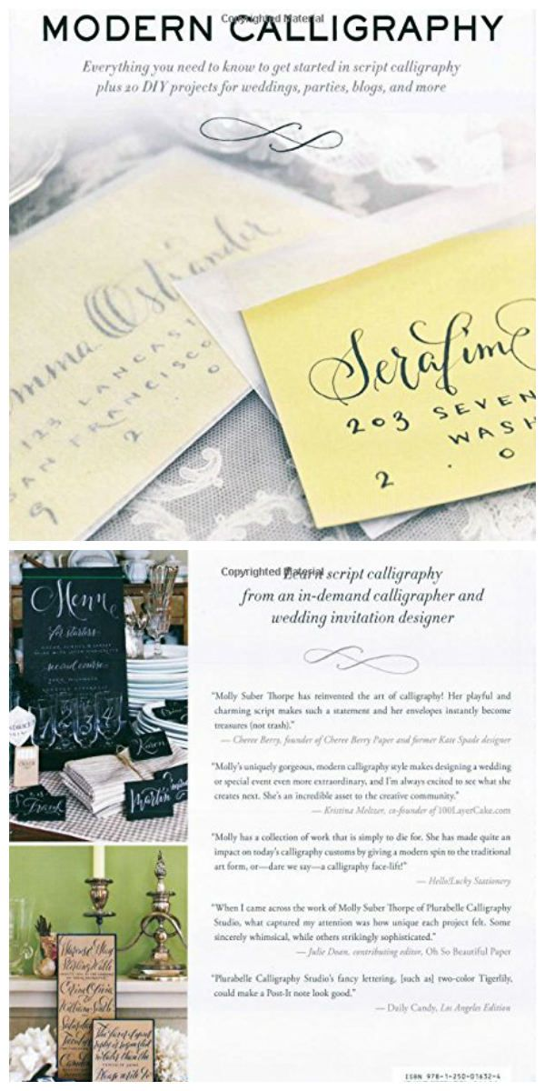 1672 Modern Calligraphy Everything You Need To Know To Get