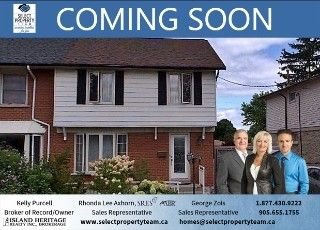 COMING SOON! 49 Vancouver Crt. $499,900. This Rare 4+ 1 Bedroom 3 Bath Semi *LEGAL DUPLEX* ( Certificate for two unit home from City of Oshawa ) Has a Brand New Kitchen, Refinished Parquet Flooring, Upgraded Bath and is Located Just Minutes to the 401, Recreation Complex, & Oshawa Centre. Upper & Lower Units Having Their Own Laundry Facilities. Freshly Painted Throughout. Fabulous Court Location. Contact us Today For More Information! 1.877.430.9222 #Legalduplex #Oshawa #Durham #Realestate…