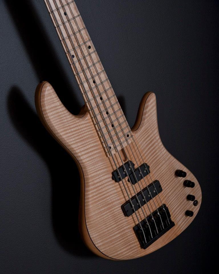 Fodera ( Billy Joel's Bassist )