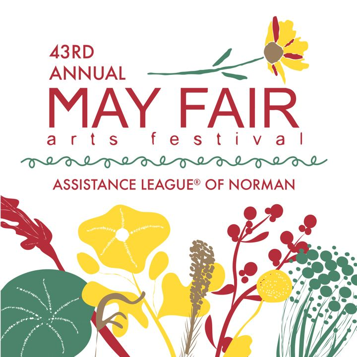 May may fair arts festival in norman juried art show