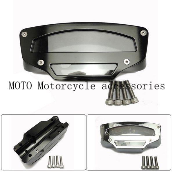 Motorcycle Speedometer Tachometer Instrument Case Cover For SUZUKI