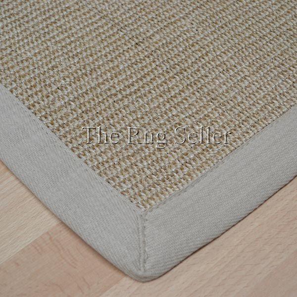 Sisal Rugs In Linen120x180cm 6 0 X4