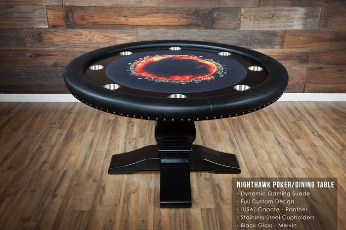 Furniture Poker Tables An Attractive Combo For Any Occasion